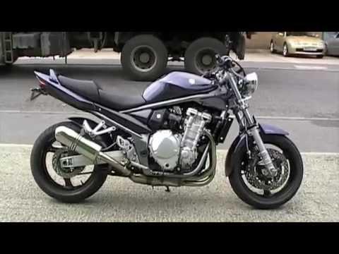 2007 Suzuki Bandit 1250 Streetfighter Gsf Youtube