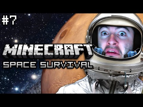 Minecraft: ERROR ERROR - Planetary Confinement Survival Ep. 7