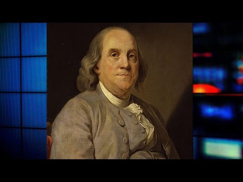 Could you follow Ben Franklin