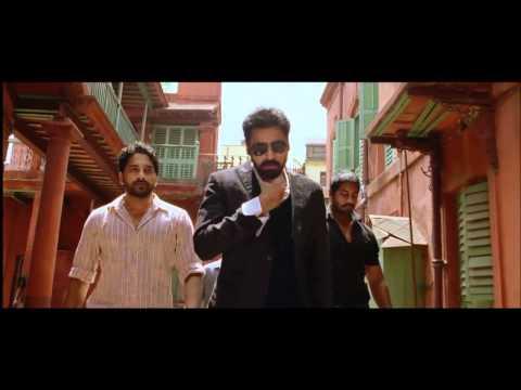 panjaa teaser with diff BGM ajay die hard fan to pawan
