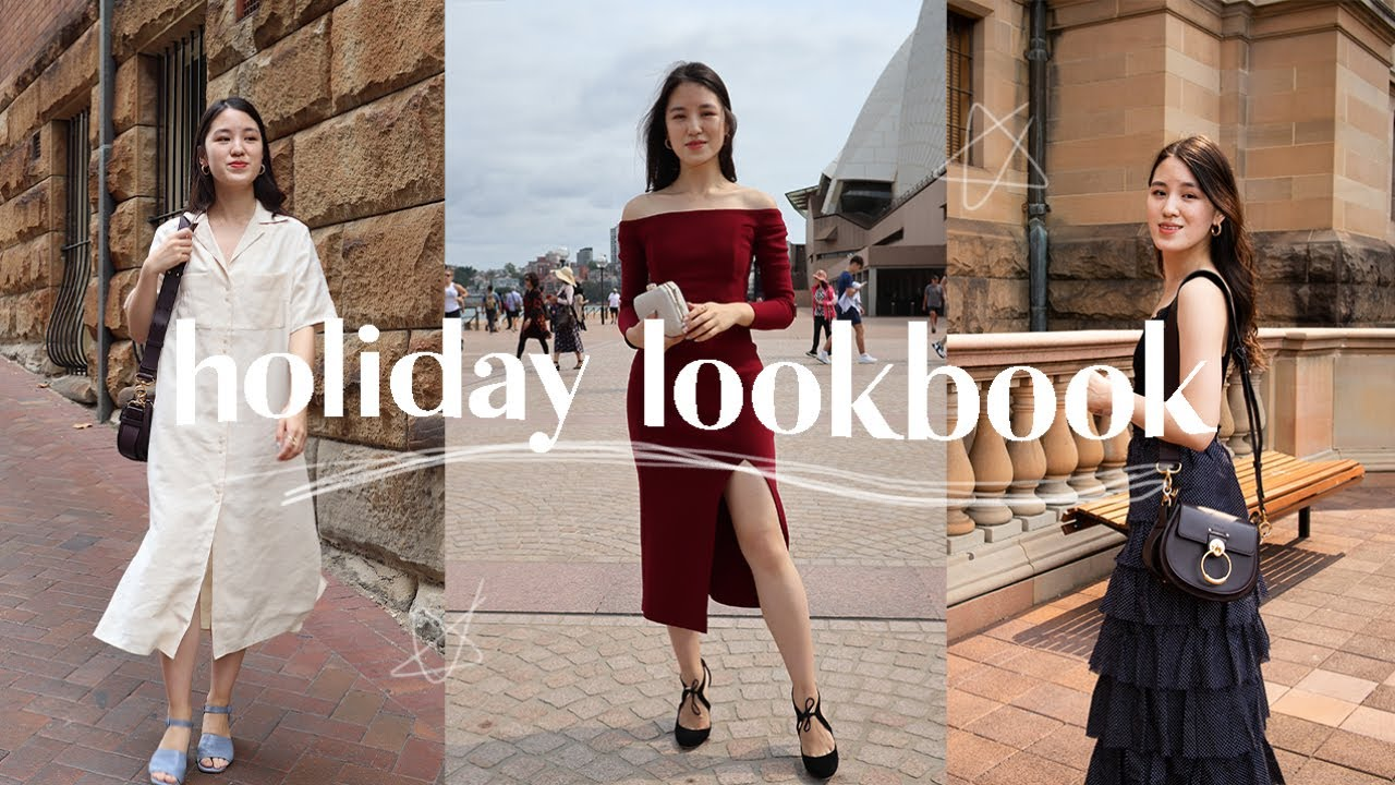 [VIDEO] - Holiday and New Years Eve Outfit Ideas 4