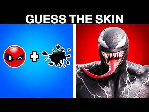 Guess The Fortnite Skin By The Emoji (97% FAIL)
