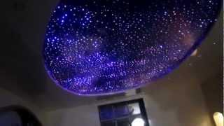 Натяжные потолки с эффектом звездного неба(, 2012-11-14T09:10:27.000Z)