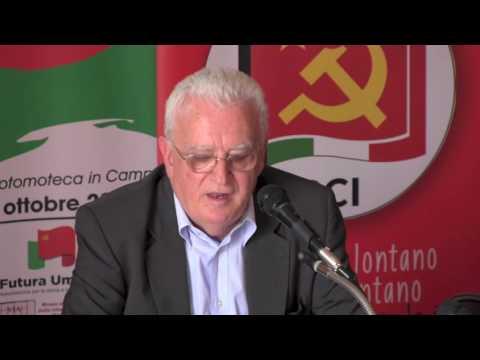 7) Inaugurazione della scuola di formazione politica del PCI - Corrado Morgia