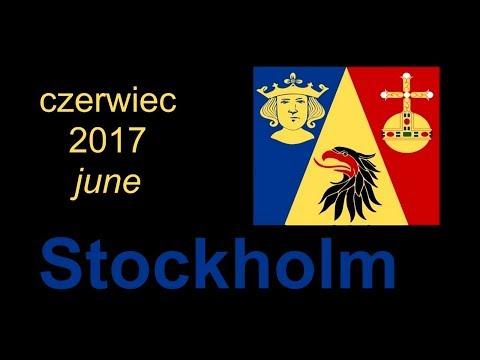 Stockholm czerwiec / June 2017