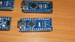 Чиним Arduino NANO. Жөндеу салдарын қысқа тұйықталу (ҚТ) плат.