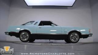 132302 / 1979 Ford Thunderbird