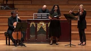 """J.S. Bach: Corale """"Ich, dein betrübtes Kind"""" from Cantata """"Mein Herze schwimmt im Blut"""" BWV 199"""