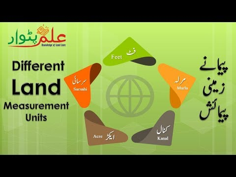 Different conversion units/factors in Urdu/Hindi - ilmpatwar