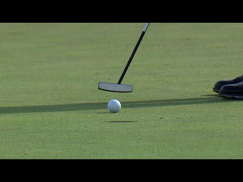 Michael Breed Explains What Makes Zach Johnson A Great Putter