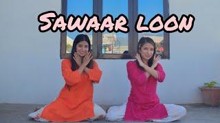 Sawaar Loon   Lootera   Sitting Dance Cover   Sisters Siblings Choreography   Melina   Elina