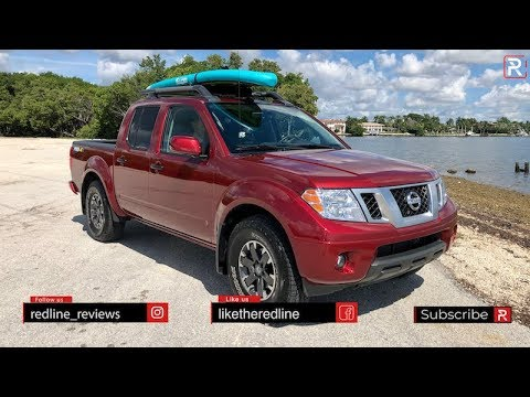 The 2019 Nissan Frontier Is The Oldest New Truck On Sale Today