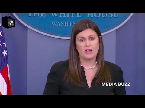 Sarah Sanders White House Press Briefing 4/25/18 - White House Press Briefing - April 25, 2018