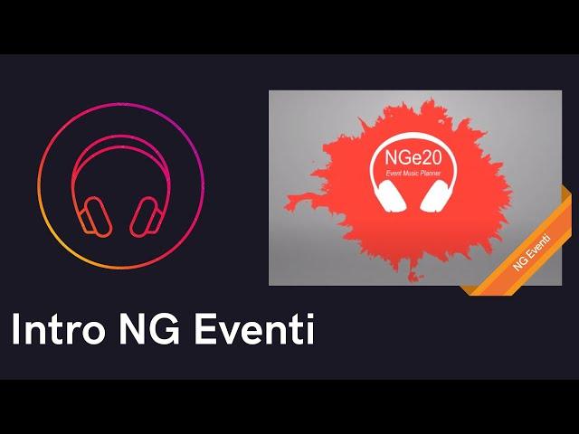 NG Eventi - Musica e VideoDjShow per Matrimoni ed eventi