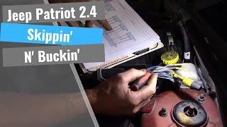 Jeep Patriot: Crank Sensor Troubles