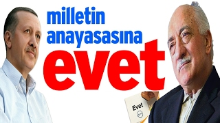 2010 Referandumunda FETÖ ne dedi? (Hatırla ey AKP'li)