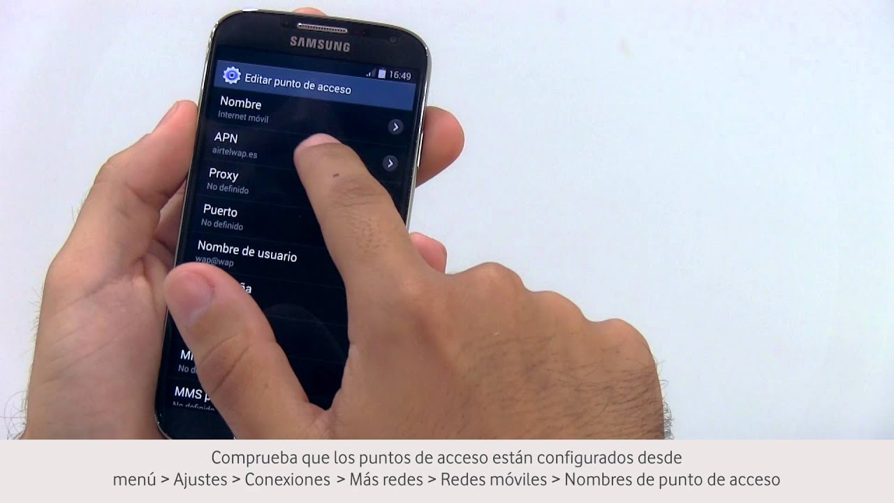 Download Configurar conexión a Internet en Android