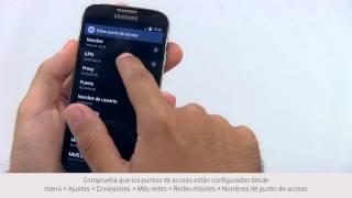 Configurar conexión a Internet en Android
