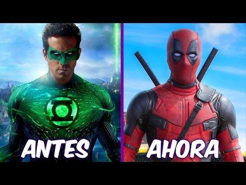 MARVEL VS DC COMICS | ACTORES QUE CAMBIARON DE UNIVERSO