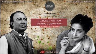 Sahir Ludhianvi & Amrita Pritam || Love Story || Neeraj Pandey || Kreative Krew NAZMS