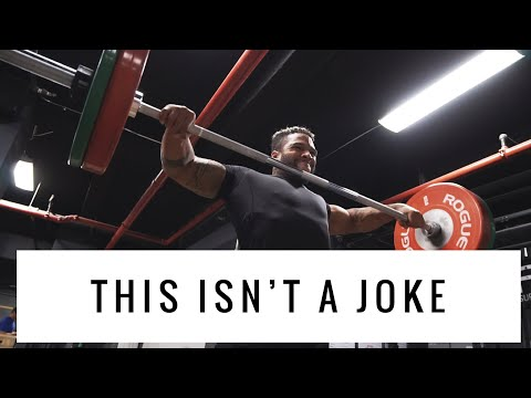 Olympic Weightlifting Ft. Nick Novack Ep.7