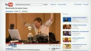 Akte 2010: Westerwelle der guten Laune