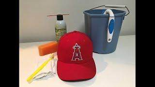 Cleaning Baseball Caps Part 2 - Deep Clean