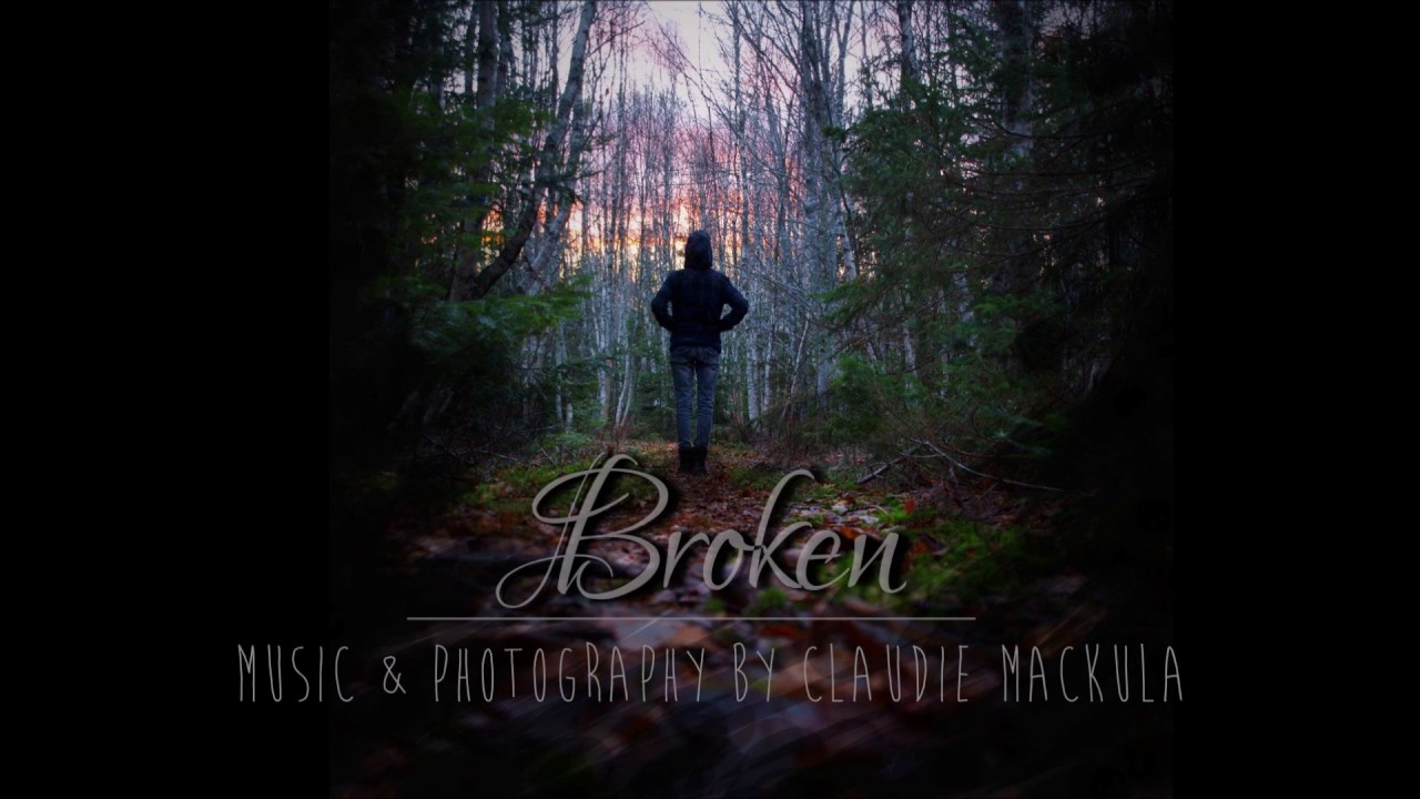 Melancholic Piano and Vocals Music - Broken | Improvisation