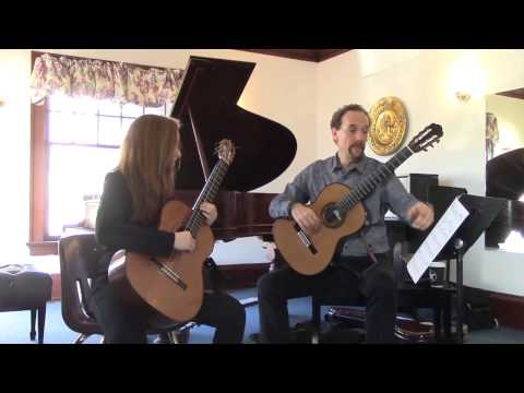 Masterclass with Wm. Kanengiser - Prelude from BWV 995, J.S. Bach