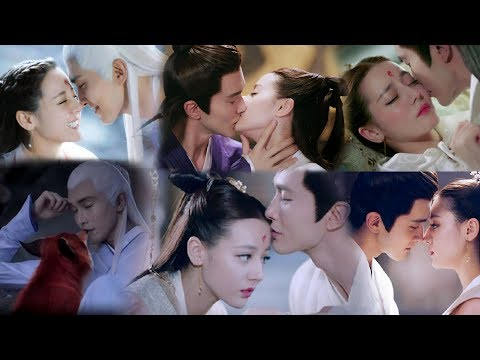 Eternal Love Of Dream Special Clip:Six Different Kind Of Kiss Way Between Feng Jiu And Di Jun