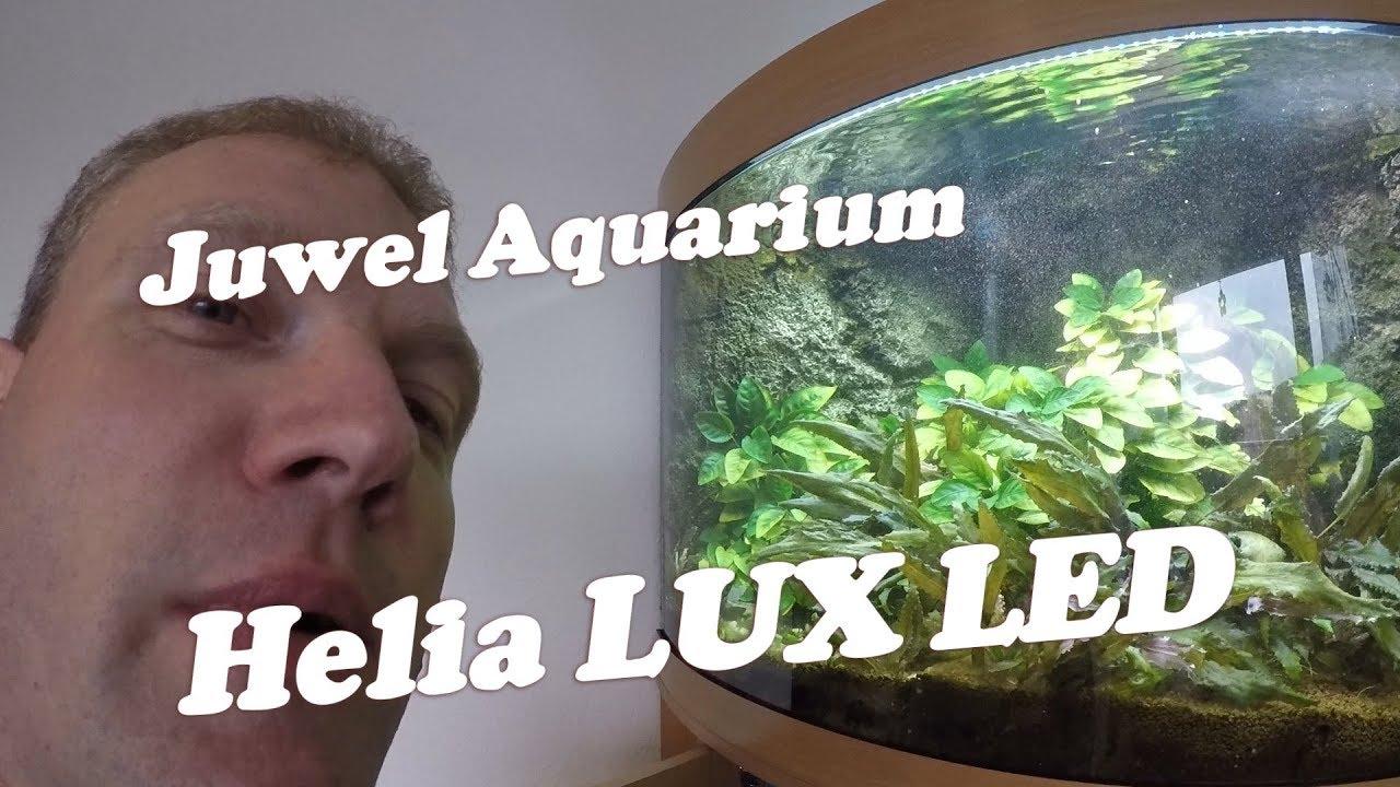 Helialuix led juwel aquarium leds für das trigon