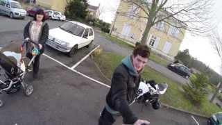 Ride avec Spank | Le col de la luère #RecoTotoTour