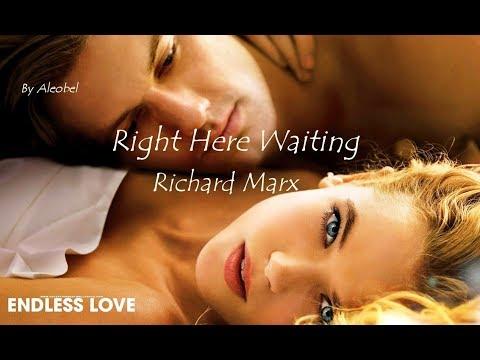 Right Here Waiting ♥ Richard Marx (Endless Love) ~ Lyrics + Traduzione in Italiano
