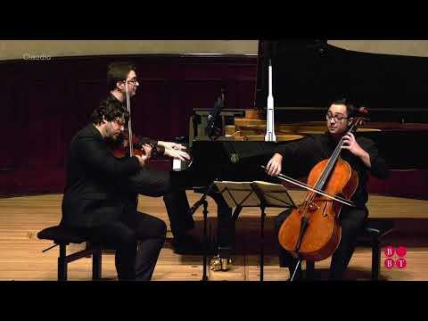 Trio Isimsiz Brahms Piano Trio No 1 Op 8 Ii Scherzo