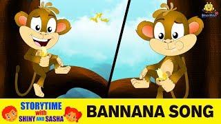 Banana Song    Nursery Rhymes   Kindergarten Song   Children Rhymes   Koo Koo TV