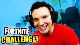 DIE SCHWERSTE FORTNITE CHALLENGE !! - Danny Jesden