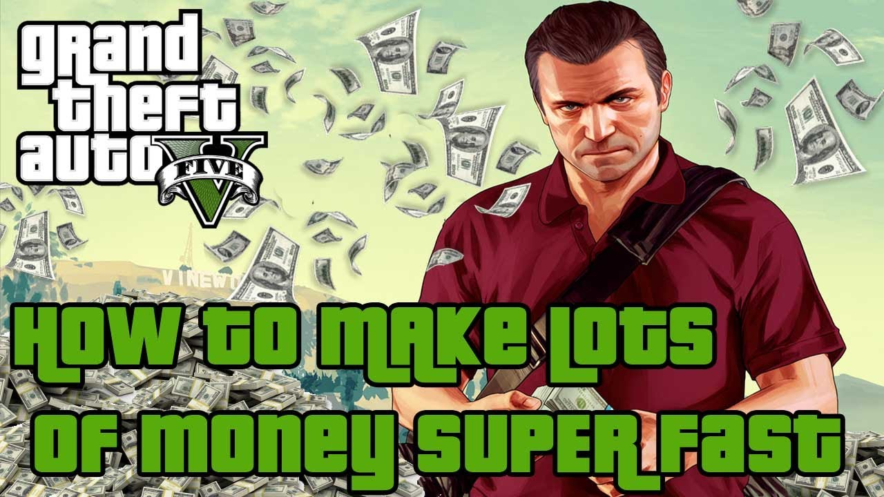 How to Make Money in GTA Online - GTA 5 Wiki Guide - IGN