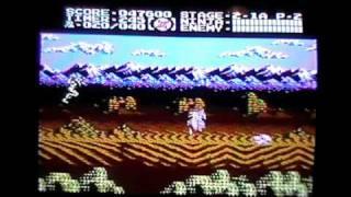 Ninja Gaiden 3 On A PAL NES