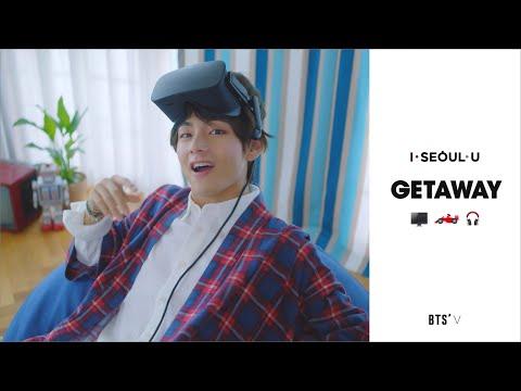 2019 Seoul City TVC] Getaway by BTS' V - YouTube