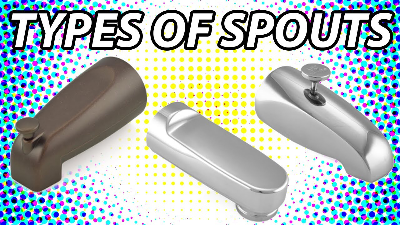 Tub Spout Buyer Guide And Options Youtube