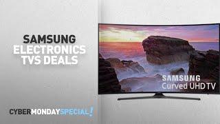 """Walmart Top Cyber Monday Samsung Electronics Tvs Deals: Samsung 55"""" Class Curved 4K (2160P) Smart"""