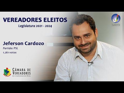 JEFERSON - VEREADOR ELEITO
