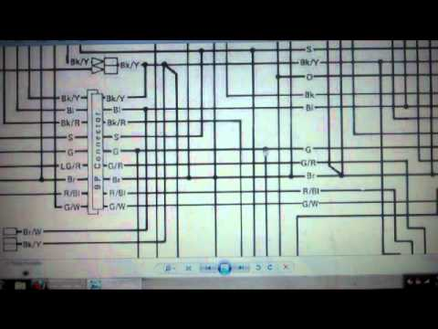 How to read and use your wiring diagram - YouTube