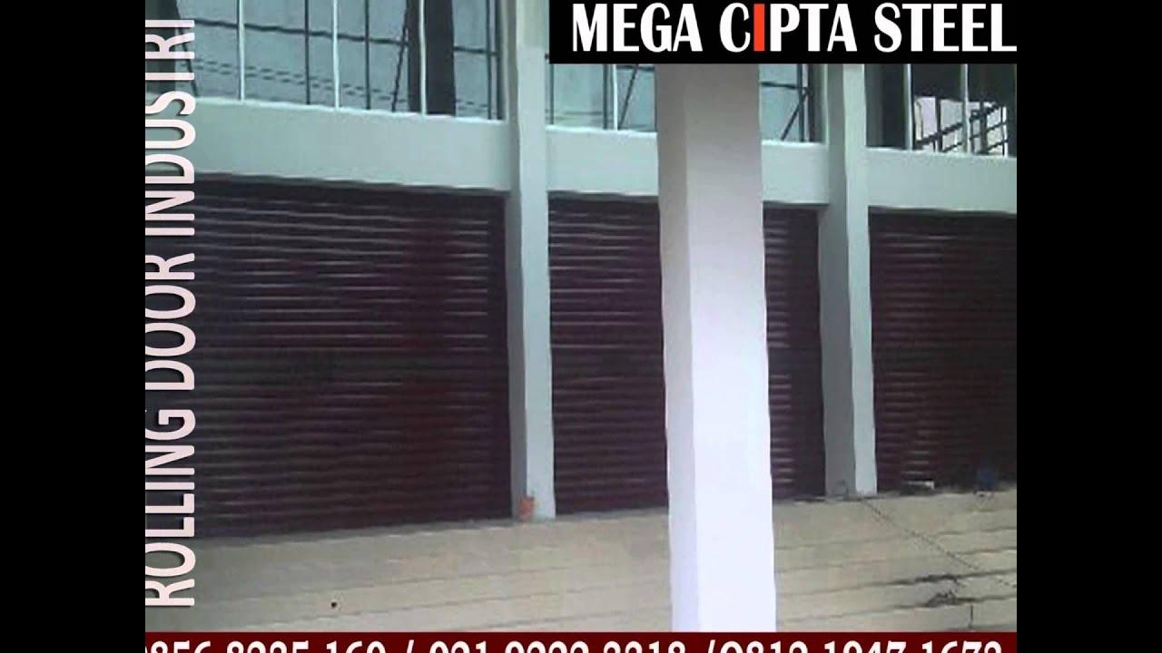 Folding Gate PVC Rolling Door Jatiwaringin,Jati bening,Jati makmur ...