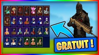 WHAT WHAT SKIN ON FORTNITE FOR FREE (PS4, XBOX, PC)