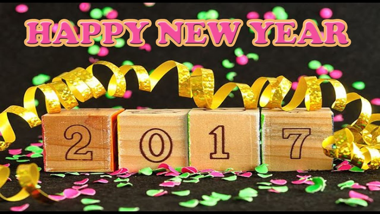 Happy New Year 2017, Wishes, video download,Whatsapp Video,song