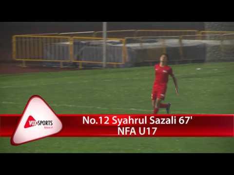 Singapore Pools FA Cup 2015: NFA U17 vs Warriors FC