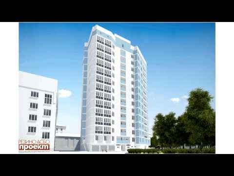 14 этажный дом город Ярославль улица Советская, в районе дома 69