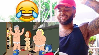 Top 20 Worst Things Ever Done to Meg from Family Guy | Reaction
