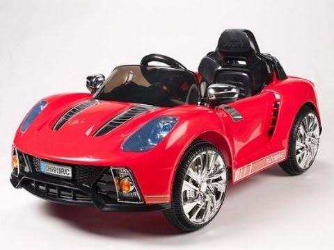 porsche style kids 12v battery powered wheels ride on car for children